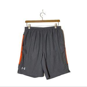UNDER ARMOUR Heat Gear Flyweight Men's Shorts Sz L